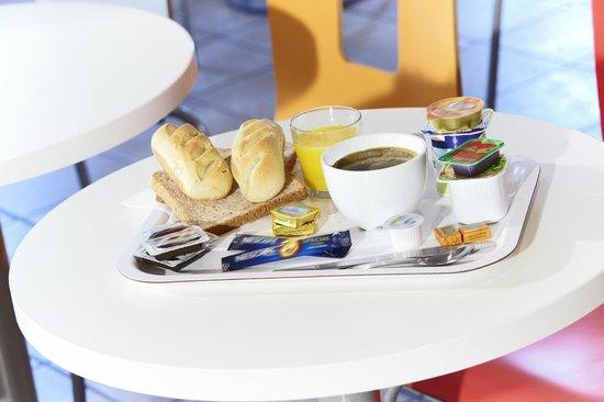 Premiere Classe Montpellier Est - Parc Expositions - Aéroport : Le petit déjeuner