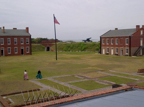 Fort Clinch State Park : Ft.. Clinch