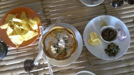 Kwan's Cookery : Kwans Khao Soi.