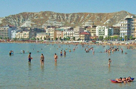 B&B Mediterraneo: spiagge B&B