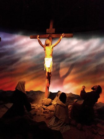 Ripley's Believe It Or Not!: Crucifixion