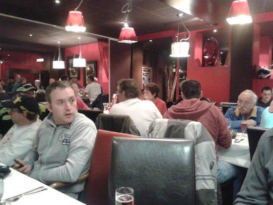 le shelby : La salle du restaurant 2