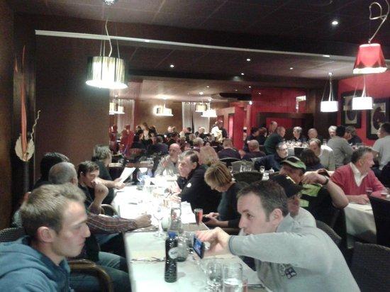 le shelby : La salle du restaurant 1