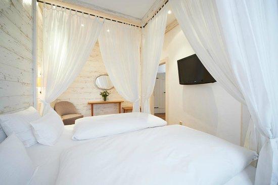 Eden Hotel Wolff: Schlafzimmer Suite