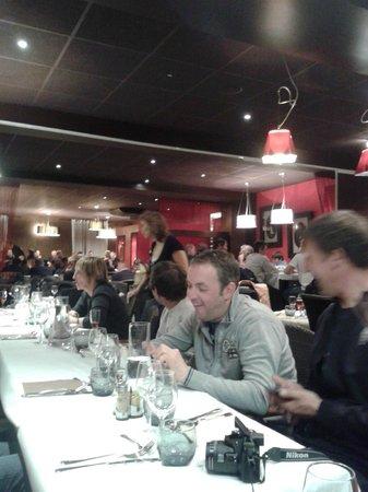 le shelby : La salle du restaurant 3