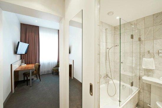 Eden Hotel Wolff: Beispiel Standard Einzelzimmer
