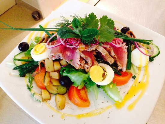 Le Citronnier: Salade Niçoise