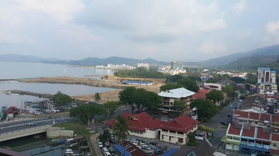 My Hotel Langkawi: Day time view from my room