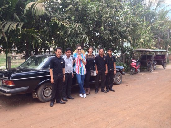 Bunwin Boutique Hotel: The staff that became family to me & my friend :)