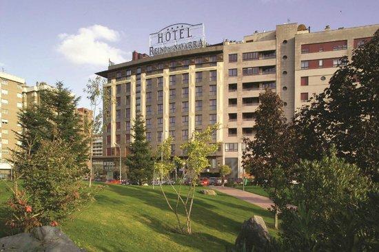 Abba Reino de Navarra Hotel: Fachada
