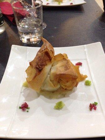 HANgoût Restaurant : Beautiful starter