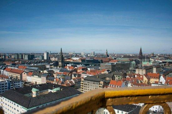 Erlöserkirche (Vor Frelsers Kirke): Gorgeous view!