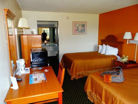 Howard Johnson Inn - Ocala FL : ok pour une étape à Ocala
