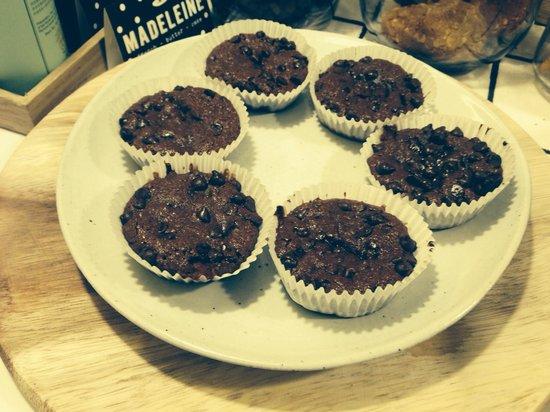 Happynest Hostel: Brownies