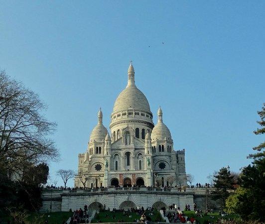 Basilique du Sacré-Cœur de Montmartre : Basilica Sacre-Coeur