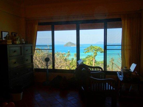 Thaidaho Vista Resort: vista room