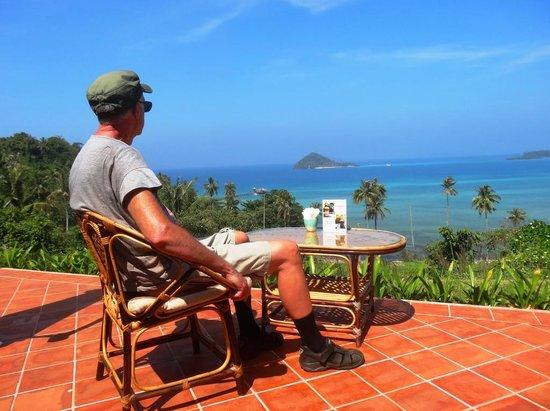 Thaidaho Vista Resort: meravigliosa vista