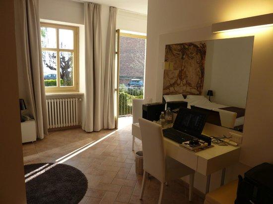 Hotel Castello Santa Vittoria: fijne juniorsuite