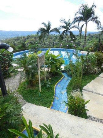 Hotel Palmeral Dorima : Poolbereich