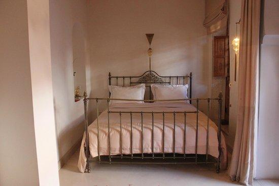 Riad Siwan: Our beautiful room
