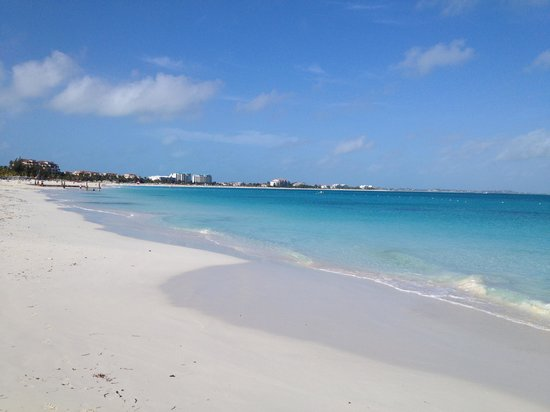 Club Med Turkoise, Turks & Caicos : spiaggia