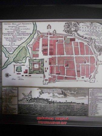 Tranquebar, الهند: Danish Museum - 3