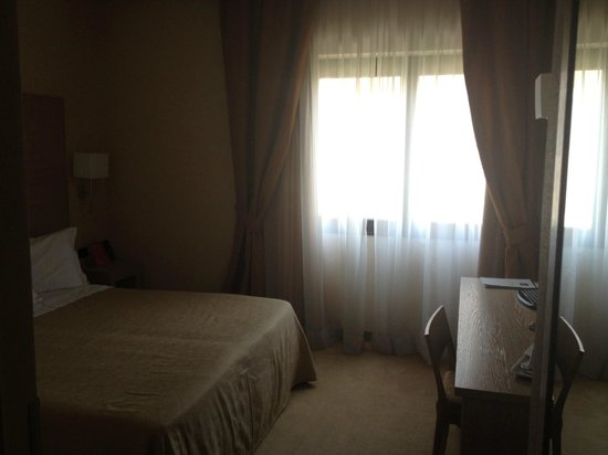 Best Western Hotel Rome Airport: camera