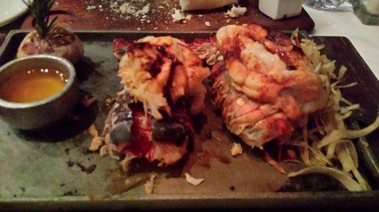 Marriott Cancun Resort: Royal Lobster!