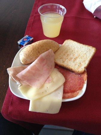 Best Western Hotel Rome Airport: colazione