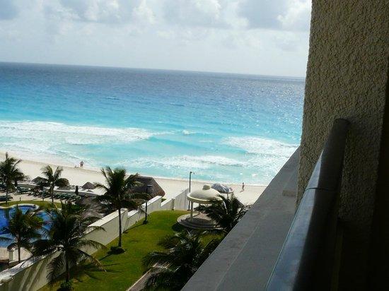 Marriott Cancun Resort : Sunny view