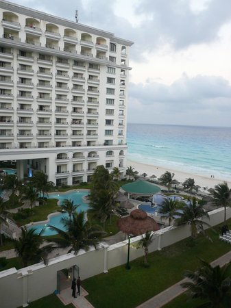 CasaMagna Marriott Cancun Resort: View from the room