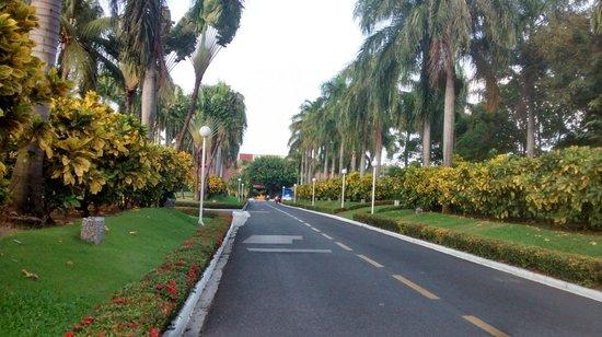 Bavaro Princess All Suites Resort, Spa & Casino: Entrada do Resort