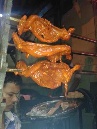 Tunday Kebabi : chicken roast