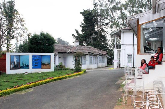 Ratan Tata Officers Holiday Home (RTOHH): Out side the RTOHH