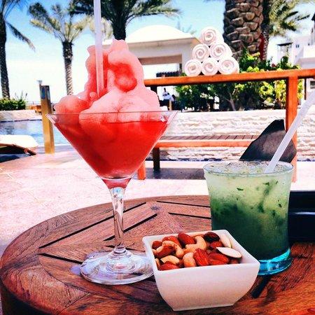 Anantara Eastern Mangroves Hotel & Spa : Cocktails