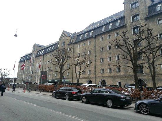 Copenhagen Admiral Hotel: Otel genel görünüm (Dışarıdan)