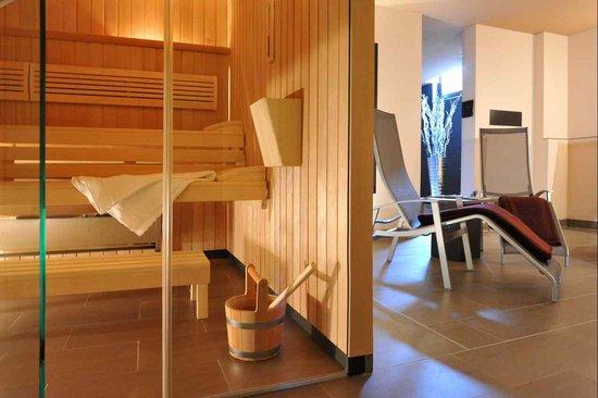 Parkhotel Berghölzchen: Sauna