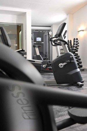 Parkhotel Berghölzchen: Fitnessraum