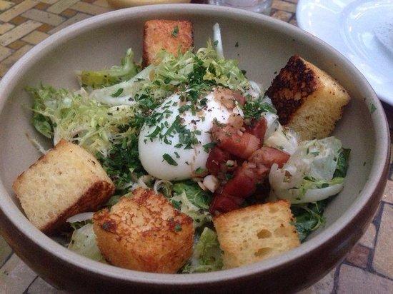 Bistro Jeanty: Salad