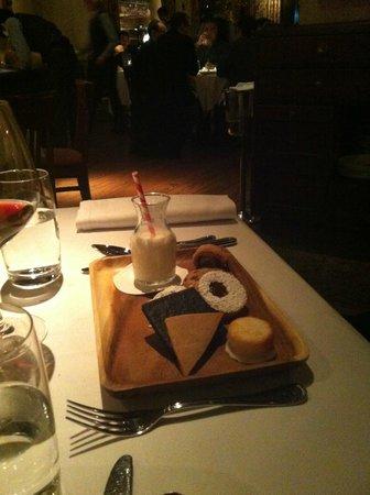 Gramercy Tavern: Biscuit
