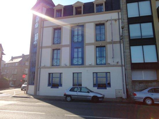 Mercure Saint Malo Front de Mer : Hôtel Mercure