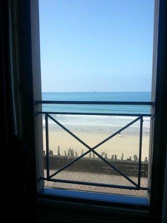 Mercure Saint Malo Front de Mer : Vue de la chambre