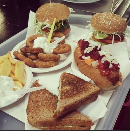Burger Mel: yummy!
