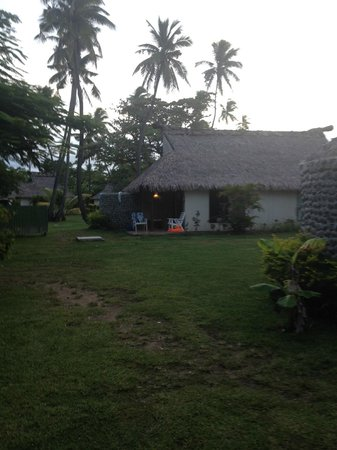 Mana Island Resort: Garden Bure