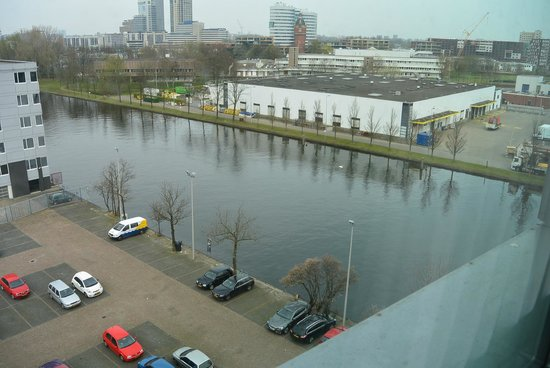 Mercure Hotel Amsterdam City: view from room