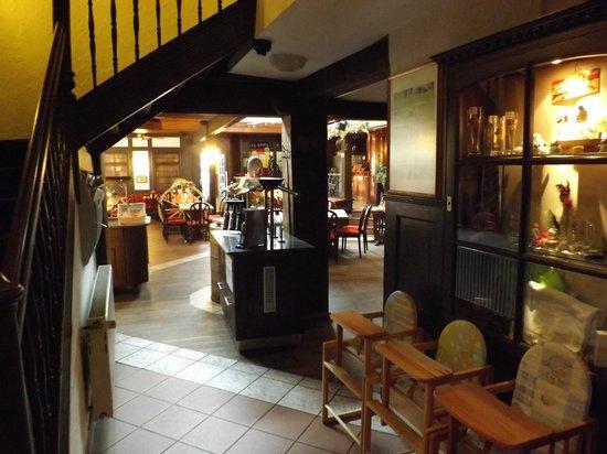 Brauhaus zum Löwen: Restaurant Malztenne
