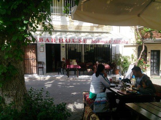 Mehmet and Ali Baba Kebab House: kebab house