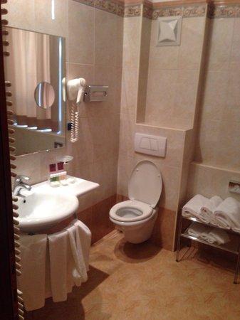 Blu Hotel Brixia: Pulito e profumato