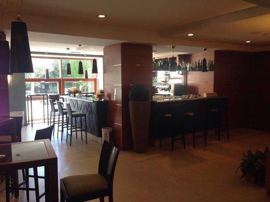 Blu Hotel Brixia: American bar