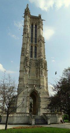 Le Marais: Tour de St-Jacques